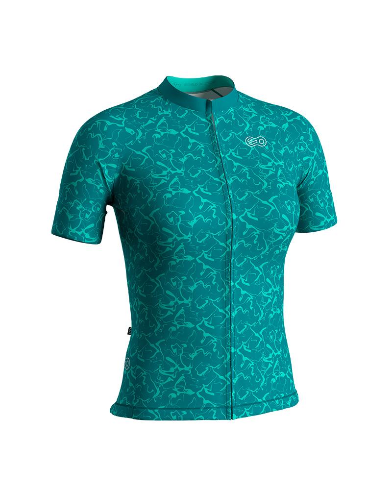 Camisa de Ciclismo Confort FEM - New Acqua