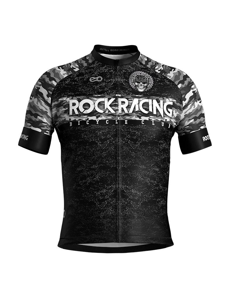 Camisa de Ciclismo Confort - Rock Racing