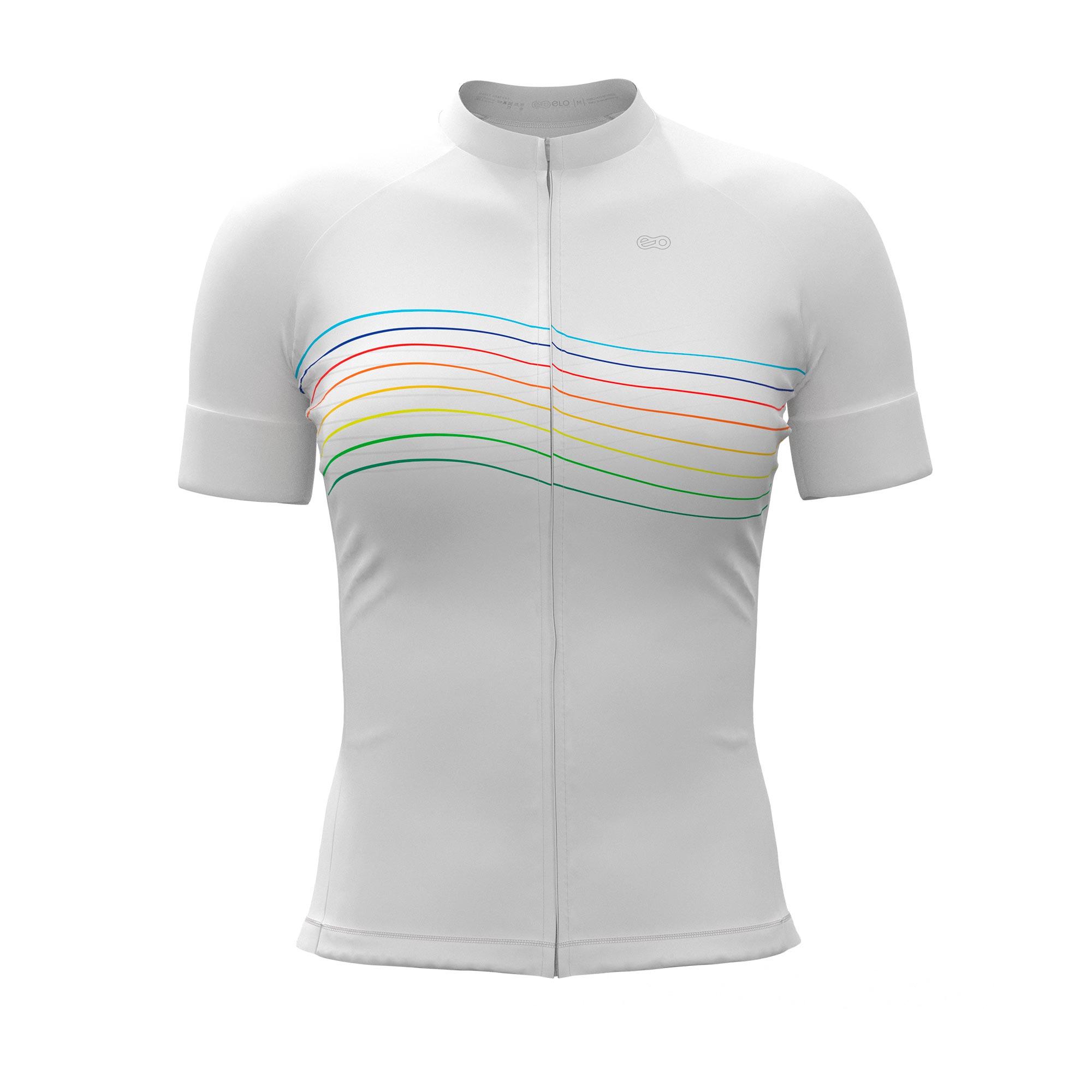 Camisa de Ciclismo Confort FEM - World Lines