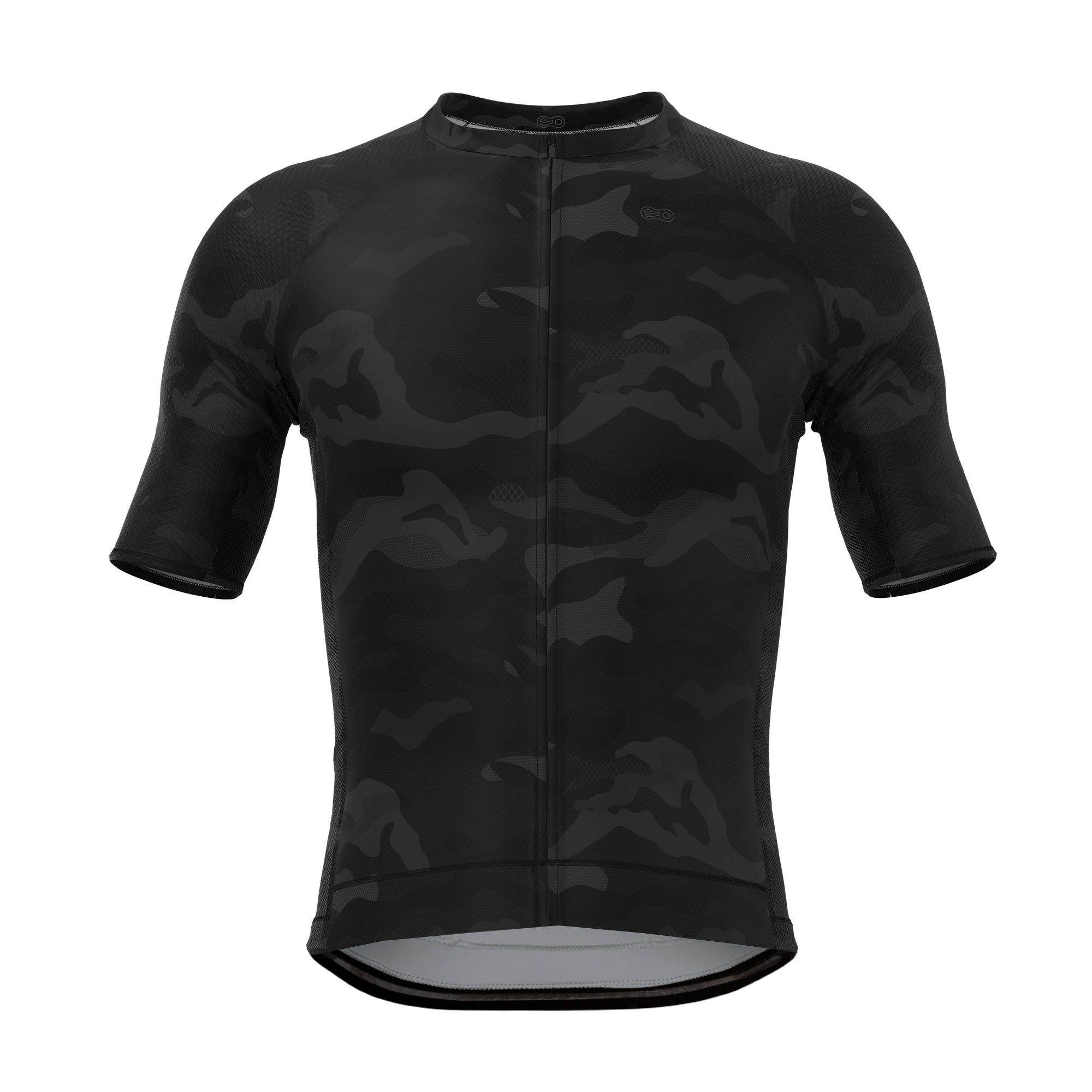 Camisa de Ciclismo Expert -  Camouflage Dark