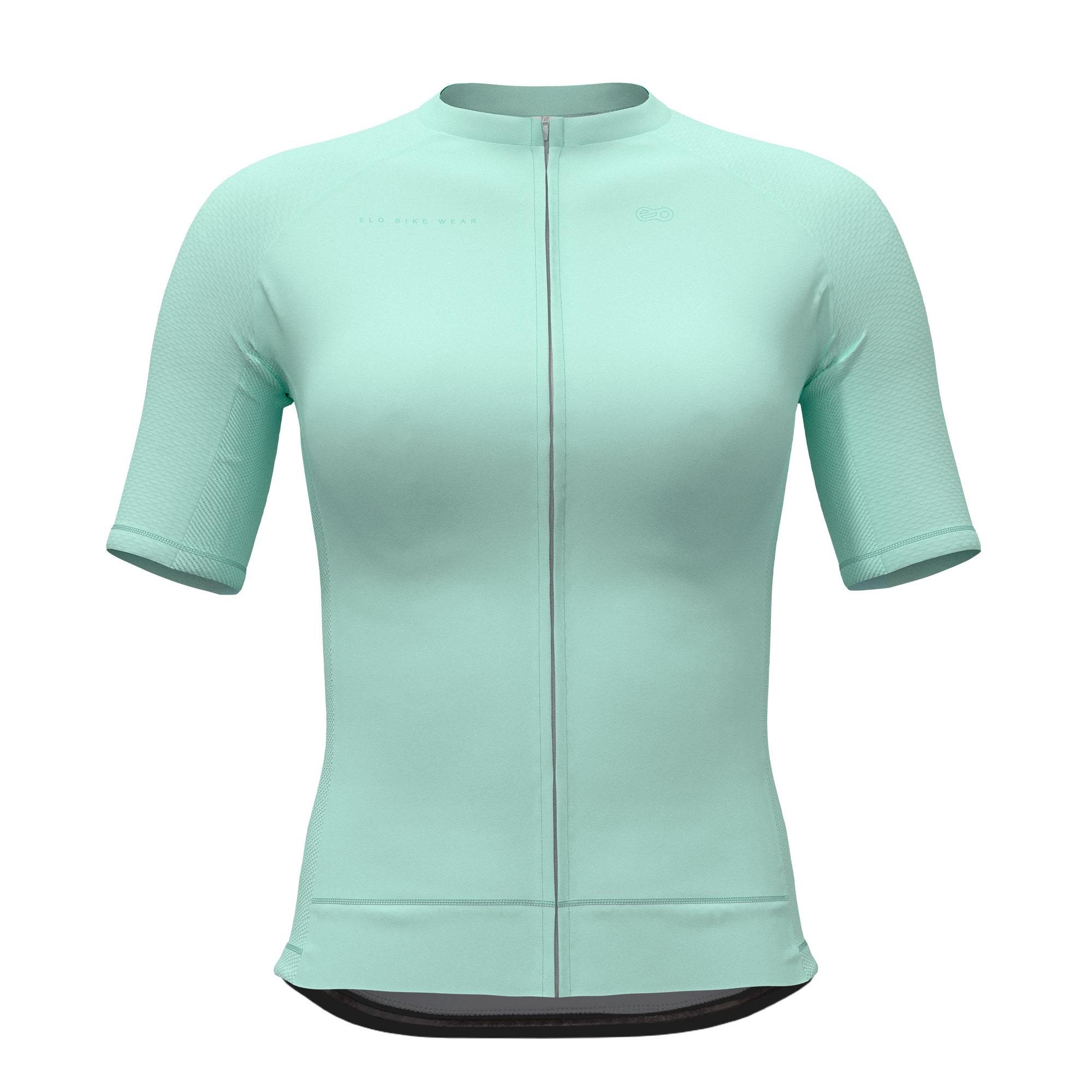 Camisa de Ciclismo Expert FEM - Classic Mint
