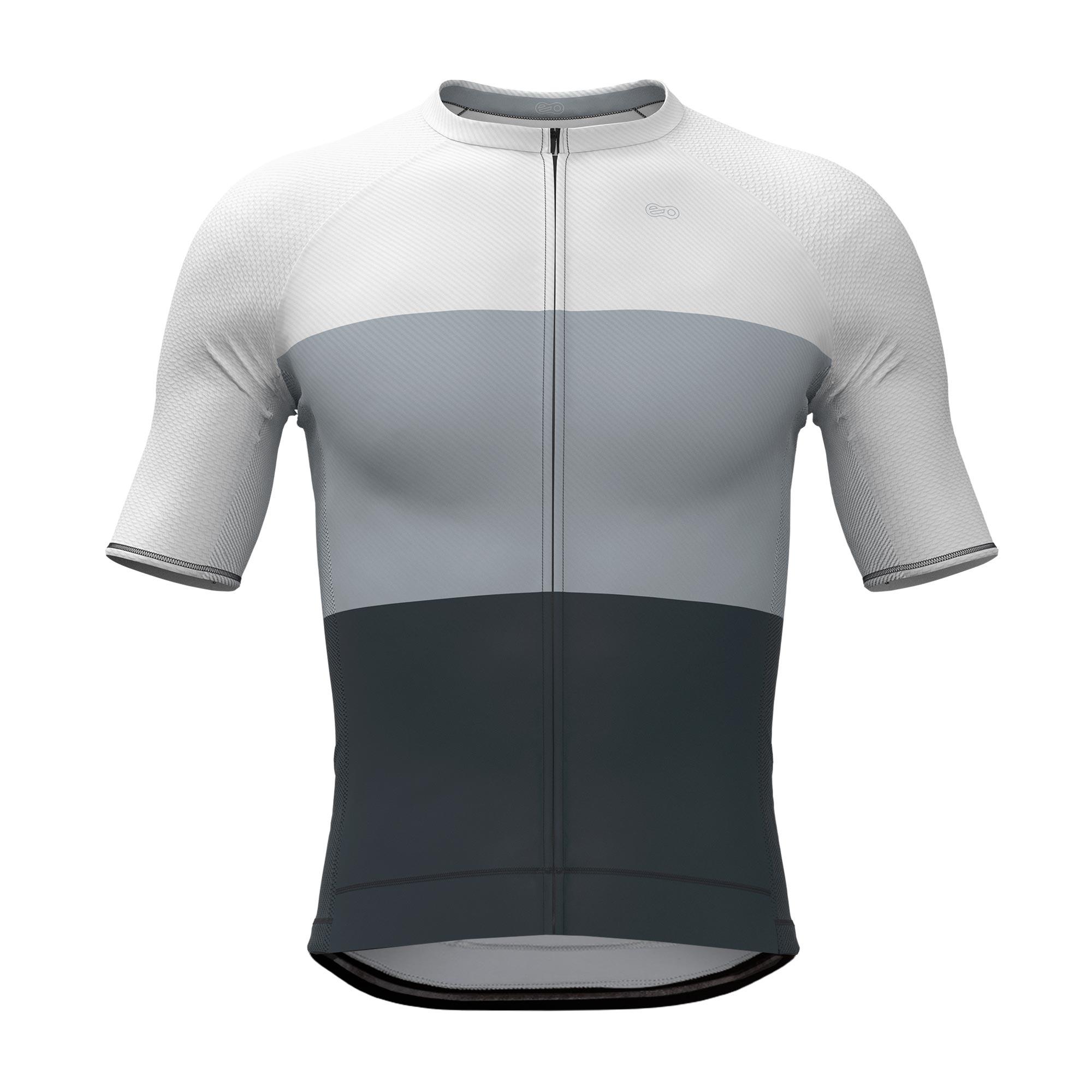 Camisa de Ciclismo Expert - Range Silver