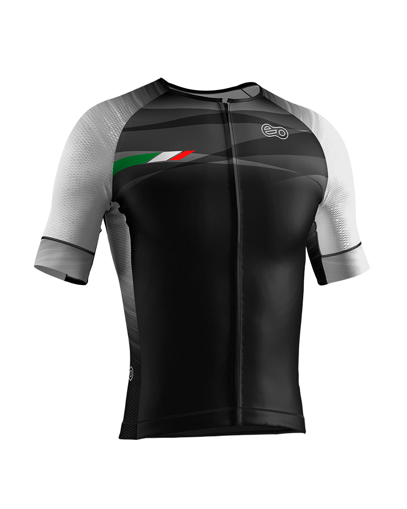 Camisa de Ciclismo Race - Italy