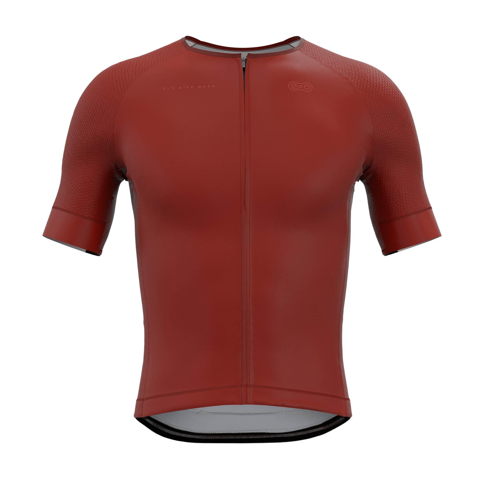 Camisa de Ciclismo Race - Classic Red