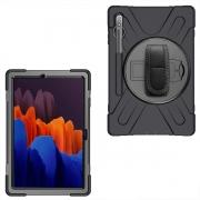 Capa Protetora Skudo Strap360 - Samsung Galaxy Tab S7 Plus T970 T976 (Tela 12.4 )