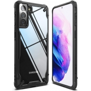 Capa Ringke Fusion X - Samsung Galaxy S21 (Tela 6.2)