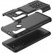 Capa Skudo Armadura 2x1 - Motorola Moto G8 Power Lite (Tela 6.5)