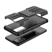 Capa Skudo Armadura 2x1 - Samsung Galaxy A72 / A72 5G (Tela 6.7)