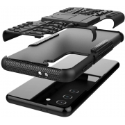 Capa Skudo Armadura 2x1 - Samsung Galaxy S21 (Tela 6.2)