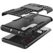Capa Skudo Armadura 2x1 - Xiaomi Mi Note 10 / Mi CC9 Pro (Tela 6.47)