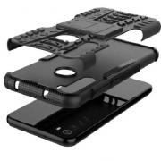 Capa Skudo Armadura 2x1 - Xiaomi Redmi Note 8 (Tela 6.3)