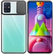 Capa Skudo CamShield - Samsung Galaxy M51 (Tela 6.7)
