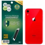 Película Hprime NanoShield - Verso - Apple iPhone XR (Tela 6.1)