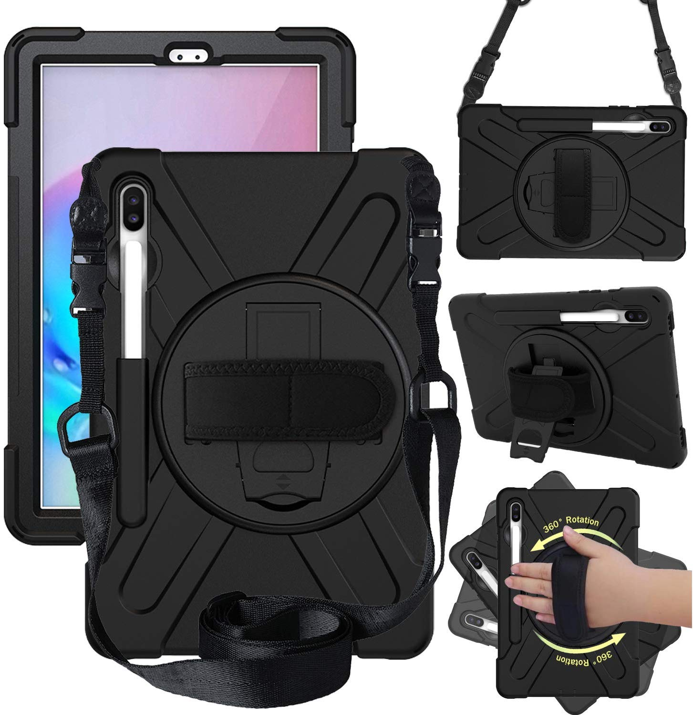 Capa Protetora Skudo Strap360 - Samsung Galaxy Tab S6 - T860 T865 (Tela 10.5)