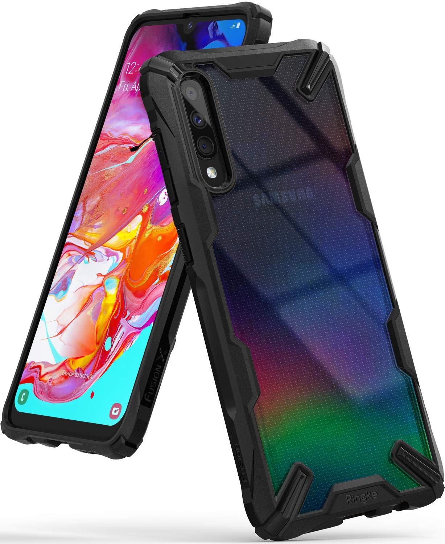 Capa Ringke Fusion X - Samsung Galaxy A70 (Tela 6.7)