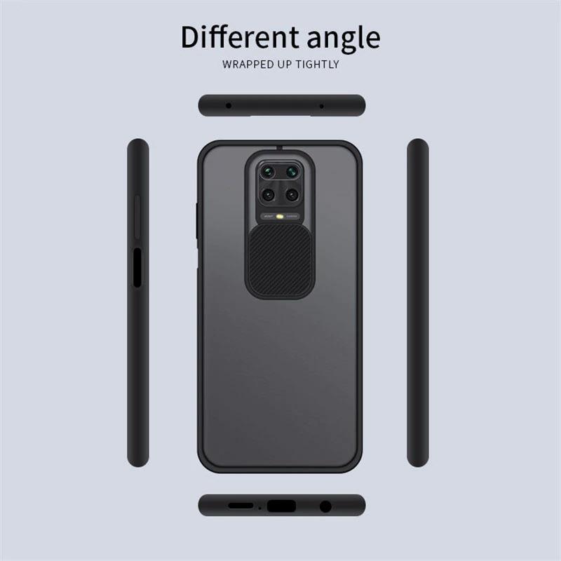 Capa Skudo CamShield - Xiaomi Redmi Note 9s / 9 Pro (Tela 6.7)