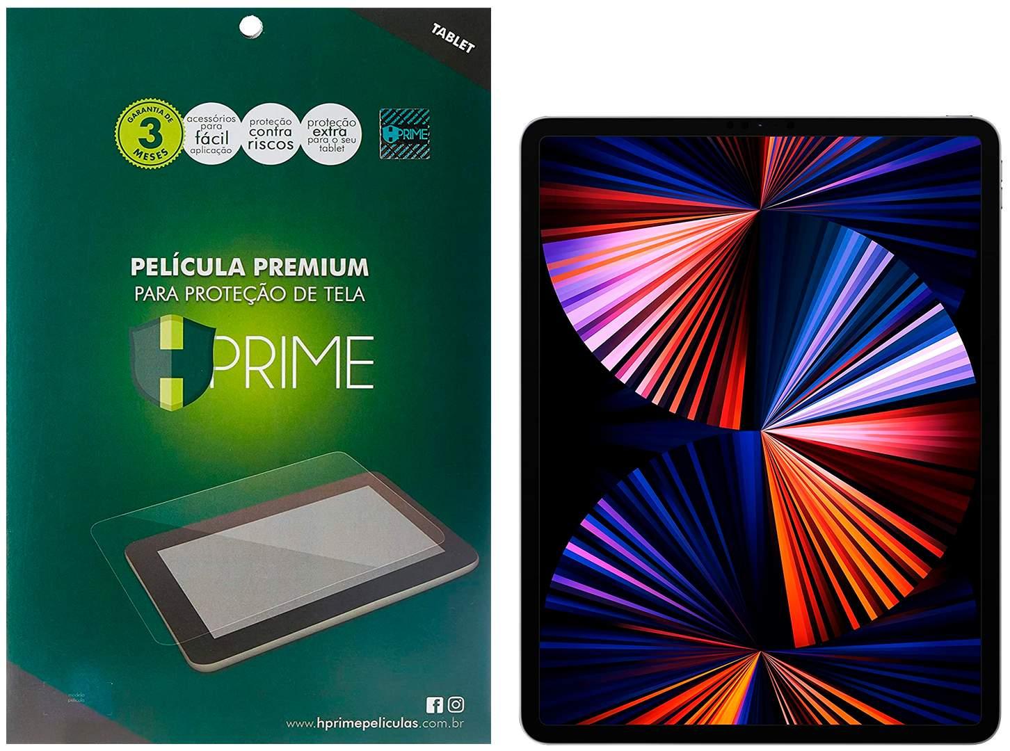 Película Hprime NanoShield - Apple iPad Pro 12.9 5ªGer (Tela 12.9)