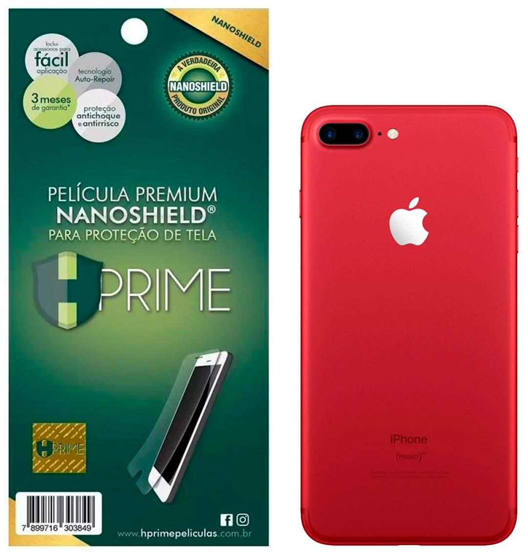 Película Hprime NanoShield - Verso - Apple iPhone 7 Plus / 8 Plus (Tela 5.5)