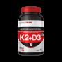 Suplemento K2+D3 em cápsulas/ Peso líq.: 15g