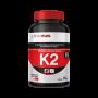Suplemento Vitamina K2 em cápsulas / Peso líq.: 15g