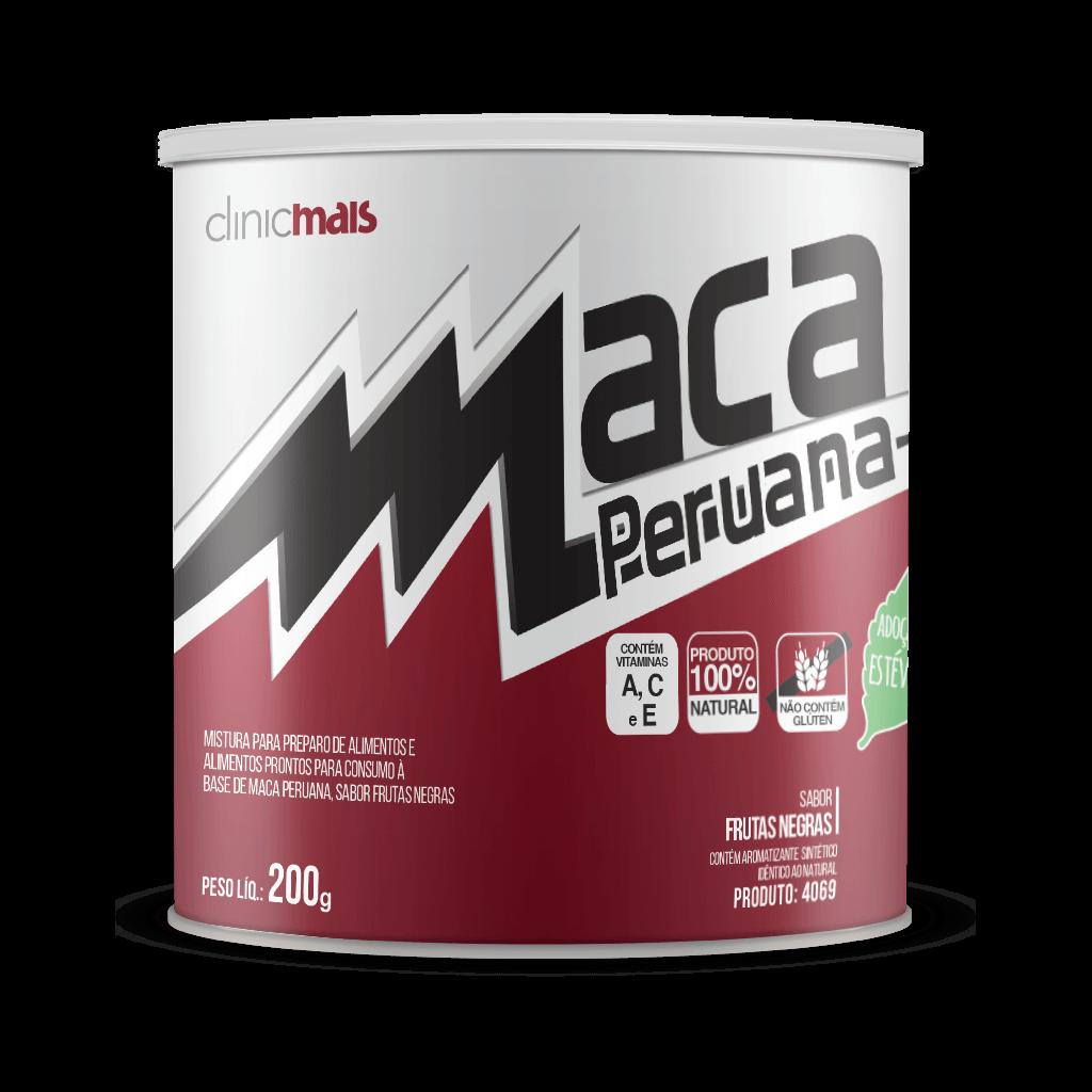 benefícios da maca peruana negra