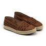 Alpargata Sapato Da Corte Trançada