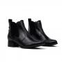 Bota Montaria Sapato Da Corte 2 Em 1 Cano Removível