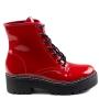 Bota Sapato Da Corte Cadarço