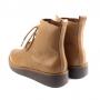 Bota Sapato Da Corte Coturno Vira Mini Anabela