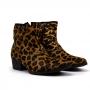 Bota Sapato Da Corte Country Cano Baixo