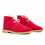 Bota Sapato Da Corte Rasteira Cadarço Young