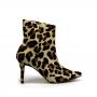 Bota Sapato Da Corte Salto Fino E Bico Fino