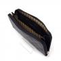 Carteira Sapato Da Corte Grande Matelassê Preta