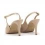 Chanel Sapato Da Corte Liso Enfeite