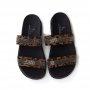 Chinelo Birken Sapato Da Corte Onça