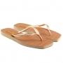 Chinelo Sapato Da Corte Bico Quadrado
