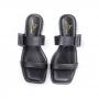 Chinelo Sapato Da Corte Comfy 2 Tiras