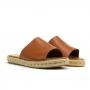 Chinelo Sapato Da Corte Flat Inteiriço