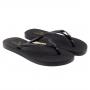 Chinelo Sapato Da Corte Gliter