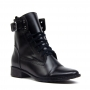 Coturno Sapato Da Corte Cadarço