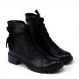 Coturno Sapato Da Corte Salto Baixo Cadarço Fita