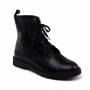 Coturno Sapato Da Corte Tratorado Baixo Cadarço
