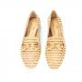 Mocassim Sapato Da Corte Rafia