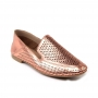 Mocassim Sapato Da Corte Vazado