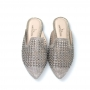 Mule Sapato Da Corte Lumicolor