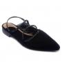 Mule  Sapato Da Corte Strass  Transversal
