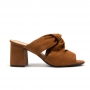 Open Mule Sapato Da Corte Nozão