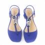Rasteira Sapato Da Corte 3 Pedras
