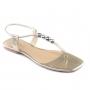 Rasteira Sapato Da Corte 4 Argola