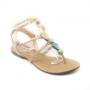 Rasteira Sapato Da Corte 4 Pedras